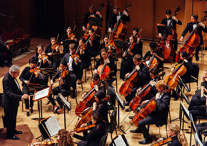 Symphony Orchestra | Northwestern Bienen School of Music