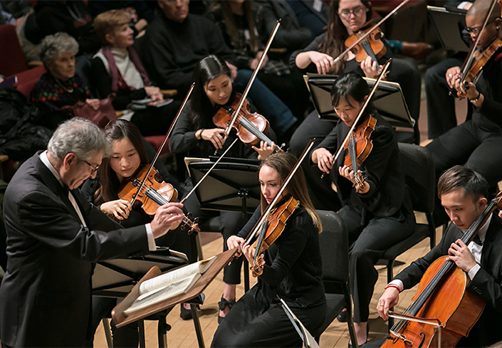 Symphony Orchestra plays monumental Russian works Jan  31